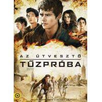 Az útvesztő - Tűzpróba (DVD)