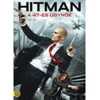 Hitman - A 47-es ügynök (DVD)