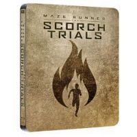 Az útvesztő: Tűzpróba - limitált, fémdobozos változat (steelbook) (Blu-Ray)
