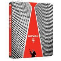 Hitman: A 47-es ügynök - limitált, fémdobozos változat (steelbook) (Blu-Ray)