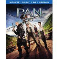 Pán (3D Blu-Ray)