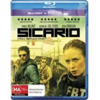 Sicario - A bérgyilkos (Blu-Ray)