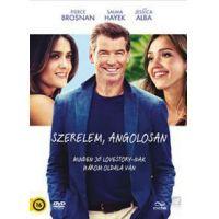 Szerelem, angolosan (DVD)