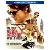 Mission Impossible 5. - Titkos nemzet (Blu-ray)