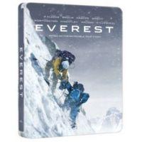 Everest - limitált, fémdobozos változat (steelbook) (3D Blu-ray+BD)