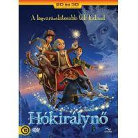 Hókirálynő (2D-s és 3D-s változat) (DVD)