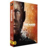 Die Hard 1-5. gyűjtemény (új kiadás) (5 BD) (Blu-Ray)