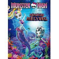 Monster High: Rémséges mélység (DVD)