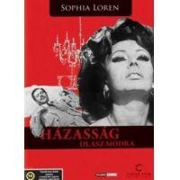 Házasság olasz módra (DVD)