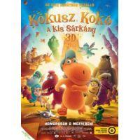 Kókusz Kokó, a kis sárkány (DVD) *2D-3D DVD*