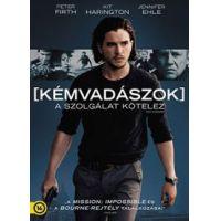 Kémvadászok: a szolgálat kötelez (DVD)
