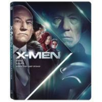 X-Men gyűjtemény 1. (Az eredeti trilógia): fémdobozos változat (steelbook) (Blu-Ray)