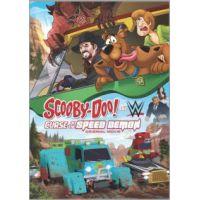 Scooby-Doo és a WWE: Rejtély az autóversenyen (DVD)