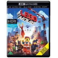 A LEGO kaland (4K Ultra HD Blu-ray + Blu-ray)