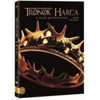 Trónok harca: 2. évad (5 Blu-ray)
