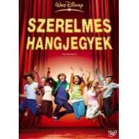 High School Musical - Szerelmes hangjegyek (DVD)