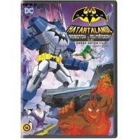 Batman határtalanul- Robotok a mutánsok ellen (DVD)