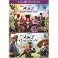 Alice gyűjtemény (2 DVD)