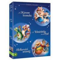 Disney klasszikusok gyűjtemény 5. (3 DVD)