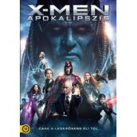X-Men - Apokalipszis (DVD)