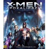 X-Men - Apokalipszis (3D Blu-ray+BD)