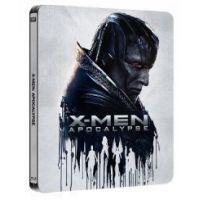 X-Men - Apokalipszis  - limitált, fémdobozos változat (steelbook) (3D Blu-Ray+BD
