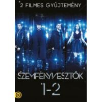 Szemfényvesztők 1-2. (2 DVD)
