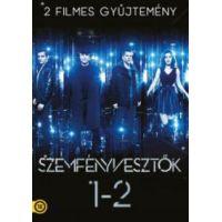 Szemfényvesztők 1-2. (2 Blu-ray)