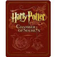 Harry Potter és a titkok kamrája - limitált, fémdobozos változat (steelbook) (BD+DVD)