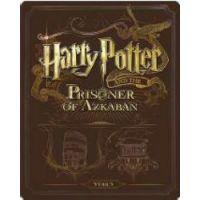 Harry Potter és az azkabani fogoly - limitált, fémdobozos változat (steelbook) (BD+DVD)