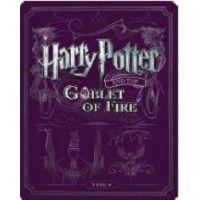 Harry Potter és a tűz serlege - limitált, fémdobozos változat (steelbook) (BD+DVD)