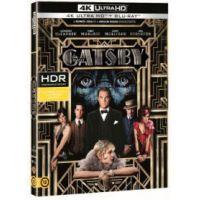 A nagy Gatsby (UHD + BD) (Blu-Ray)