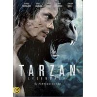 Tarzan legendája (DVD)
