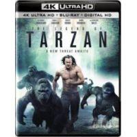 Tarzan legendája (4K Blu-ray + Blu-ray)