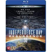 A függetlenség napja - Feltámadás (3D Blu-ray + Blu-ray)