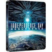 A függetlenség napja - Feltámadás (3D Blu-ray + Blu-ray) - Limitált fémdobozos kiadás