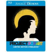 Angyalok és démonok - limitált, fémdobozos változat (POP ART steelbook) (Blu-ray)