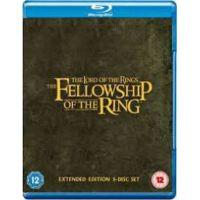 A Gyűrűk Ura: A gyűrű szövetsége (bővített változat) (2 Blu-ray)