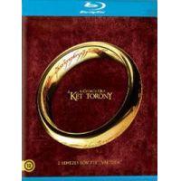 A Gyűrűk Ura: A két torony (bővített kiadás) (2 Blu-ray) *Szinkronizált*
