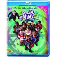 Suicide Squad - Öngyilkos osztag (3D Blu-ray) *Bővített változat*