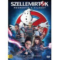 Szellemirtók (2016) (DVD)