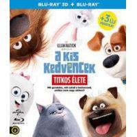 A kis kedvencek titkos élete (3D Blu-ray+BD)