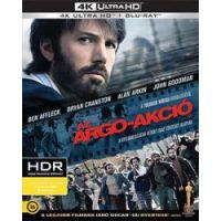 Az Argo-akció (4K Ultra HD (UHD) + BD)