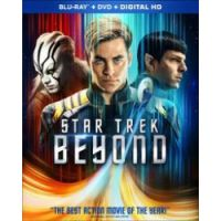 Star Trek - Mindenen túl (Blu-ray)