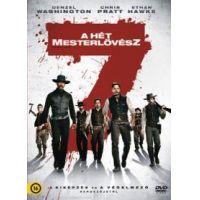 A hét mesterlövész (2016) (DVD)