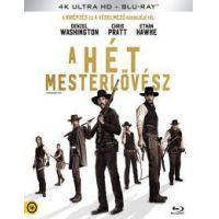A hét mesterlövész (2016) (4K Ultra HD (UHD) + Blu-ray)