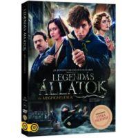 Legendás állatok és megfigyelésük (2 DVD)