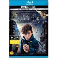 Legendás állatok és megfigyelésük (4K UHD Blu-ray + Blu-ray)