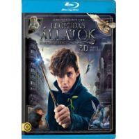 Legendás állatok és megfigyelésük (3D Blu-Ray+BD)