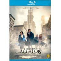 Legendás állatok és megfigyelésük (Blu-Ray) *O-ringes*